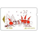 The Phonecard Shop: Estonia, Christmas 1995, 20 EEK