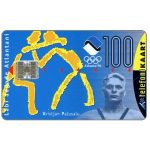 The Phonecard Shop: Estonia, Atlanta 1996, Krjstian Palusalu, 100 kr