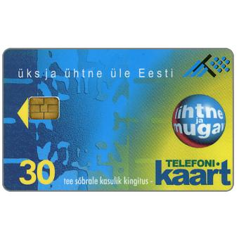 The Phonecard Shop: Blue card, 30 kr