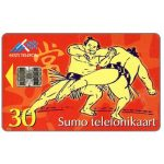 The Phonecard Shop: Sumo wrestlers, 30 kr