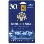 The Phonecard Shop: Estonia, Tallinn Old Town Days, 30 kr