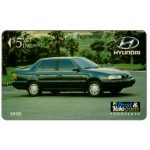 The Phonecard Shop: Fiji Islands, Hyundai - Excel, $5