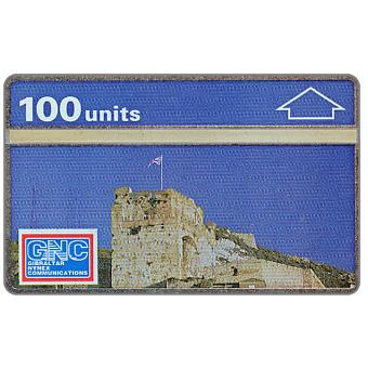 Phonecard for sale: Moorish Castle, 100 units