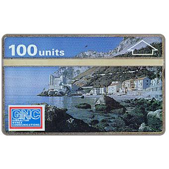 Phonecard for sale: Catalan Bay Village, 100 units