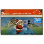 The Phonecard Shop: Christmas '93, 5 units