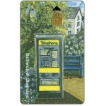 The Phonecard Shop: Guernsey, First issue, Telephone kiosk, £3
