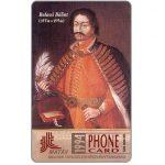 The Phonecard Shop: Hungary, Balassi Balint, 50 units