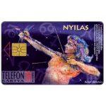 The Phonecard Shop: Hungary, Zodiacus, Sagittarius, 50 units