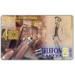 Phonecard for sale: Csontvary painter, 1853-1919, 120 units