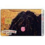 The Phonecard Shop: Black dog, Puli, 50 units