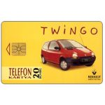 The Phonecard Shop: Twingo, 20 units