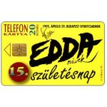 The Phonecard Shop: Edda musical group, hand signed, 20 units