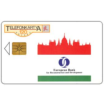 Phonecard for sale: European Bank, 120 units