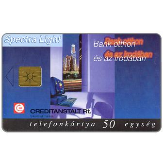 Phonecard for sale: Creditanstalt Rt., 50 units