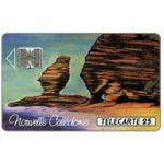The Phonecard Shop: New Caledonia, The Good Man of Bourail, chip SC-7, 25 units