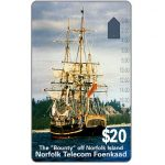The Phonecard Shop: The Bounty, $20