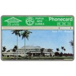 The Phonecard Shop: Papua New Guinea, Post & Telecommunications Corporation 10 Years, 112A