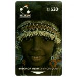 The Phonecard Shop: Young Girl from Sulufou Island, $20