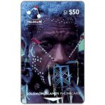 The Phonecard Shop: Man from Santa Cruz Island, $50