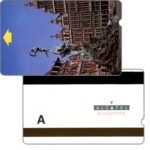 "The Phonecard Shop: Belgium, Trial card, Anvers Brabo, value ""A"""