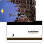 "The Phonecard Shop: Belgium, Trial card, Anvers Brabo, value ""B"""