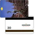 "The Phonecard Shop: Trial card, Anvers Brabo, value ""30"""