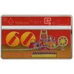 The Phonecard Shop: Belgium, 60 Years of RTT 1/4, 20 units