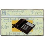 The Phonecard Shop: Belgium, U-89 MIP phone, 20 units