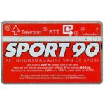 The Phonecard Shop: Belgium, Sport 90, 20 units
