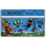 The Phonecard Shop: Belgium, Back to school, 20 units