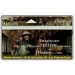The Phonecard Shop: Belgium, European Festival Gand, 20 units