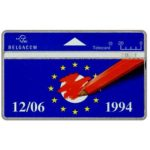 The Phonecard Shop: Belgium, European elections, 20 units