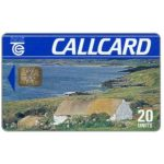 The Phonecard Shop: Cottage, Marlborough, chip SC-6, 20 units