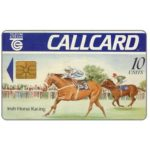 The Phonecard Shop: Irish Horse Racing, Marlborough, matt, no Moreno logo, chip GEM1, 10 units