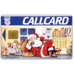 The Phonecard Shop: Ireland, Christmas 1993, 10 units
