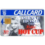 The Phonecard Shop: Erin Hot Cup, 10 units