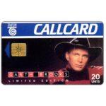 The Phonecard Shop: Ireland, Garth Brooks, 20 units