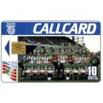 The Phonecard Shop: Ireland, Football World Cup USA '94, 10 units