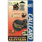 The Phonecard Shop: Ireland, Guinness Summer Events, 20 units