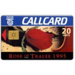 The Phonecard Shop: Ireland, Rose of Tralee 1995, 20 units