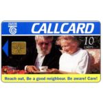 The Phonecard Shop: Ireland, Reach Out 96, 10 units