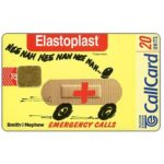 The Phonecard Shop: Elastoplast, 20 units