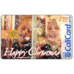 The Phonecard Shop: Ireland, Happy Christmas, 10 units