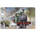 The Phonecard Shop: Jersey, Trains, St. Helier, 100 units