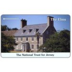 The Phonecard Shop: Jersey, National Trust, The Elms, 40 units