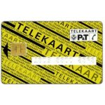 The Phonecard Shop: Telekaart - Carte d'abonne, white PIN