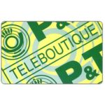The Phonecard Shop: Luxembourg, Teleboutique, 120 units