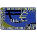 The Phonecard Shop: Luxembourg, Hello Euro, 50 units