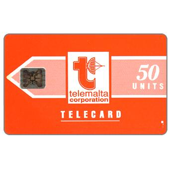 The Phonecard Shop: First issue, big logo, glossy, code 5 impressed digits, chip SC-5, 50 units