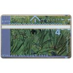 The Phonecard Shop: Netherlands, Vincent Van Gogh, complimentary 4 units